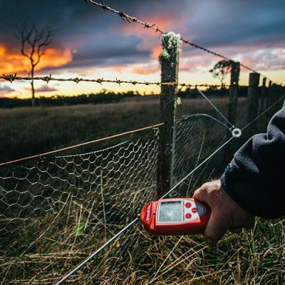 Tru-Test's electric fence solutions can help improve farm efficiency (Image courtesy of Tru-Test)