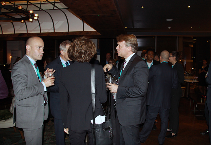 The EuroGrowth Opening Reception featured ACG Capital Connection, showcasing capital providers and their portfolio companies.