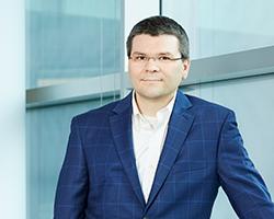 Tax Partner Robert Shefferly III