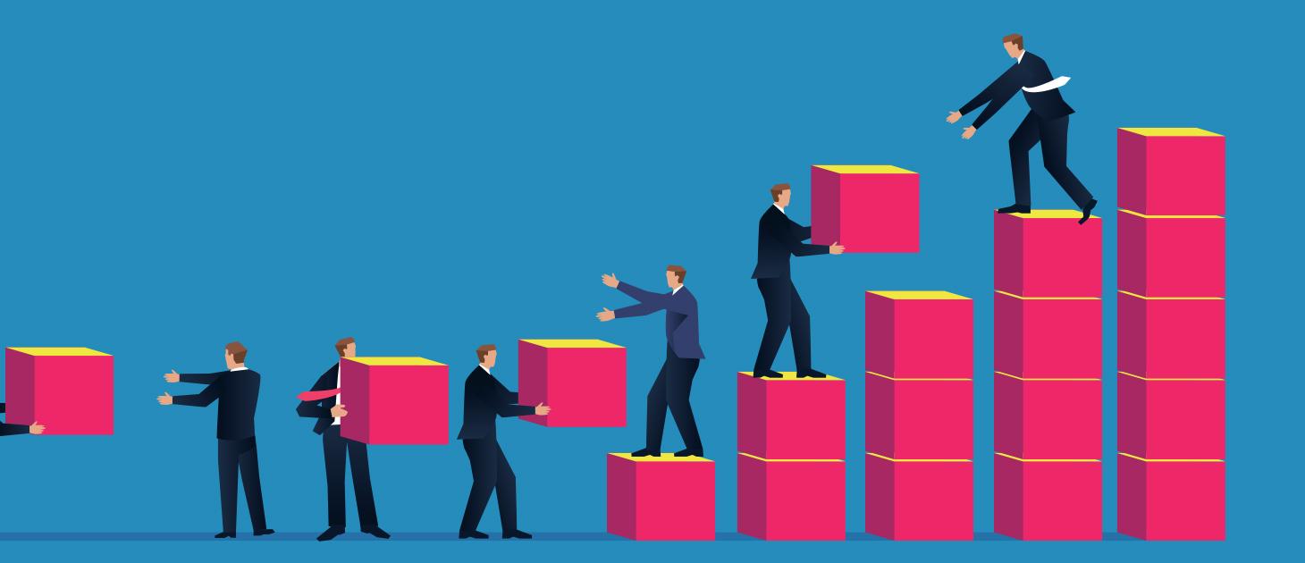 Teamwork-stock-illustration